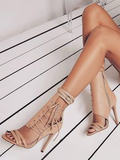 b9bd09d5d2bee6 Roman Buckle strap Shoes Women Sandals sexy Gladiator Lace up peep toe  sandals high heels Woman Ankle boots