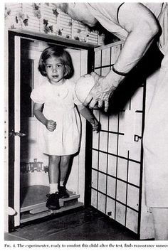 The Reason Your Fridge Door Is Magnetic Is Pretty Horrifying...By August 1956, so many children were suffocating inside latch-door fridges that the United States passed the Refrigerator Safety Act.