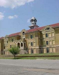 Old Denison High School