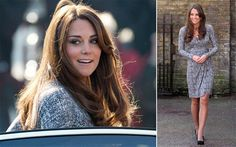 Duchess of Cambridge shows off baby bump at first official engagement - Telegraph