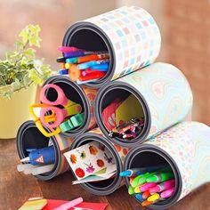Σπίτι και κήπος διακόσμηση: Οι Καλύτερες ιδέες για την ανακύκλωση χρησιμοποιημένων κουτιών αλουμινίου για υπέροχες Diy κατασκευές