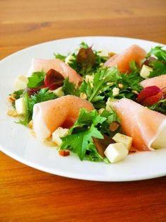 梨と生ハムのサラダ♪簡単おいしい秋の味覚レシピ&日経ウーマン ...