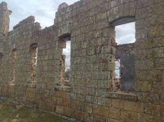 Ruins in Central Texas  - http://earth66.com/ruins-central-texas/