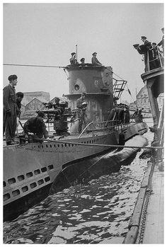 U-Boot U-201 Typ VII C