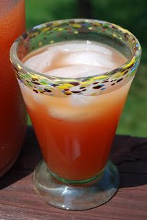 Mama Taney's Kitchen: Caribbean Rum Punch