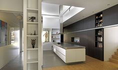 #Kitchen Design - Villa Eindhoven by De Bever Architecten