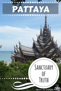 Sanctuary of Truth Pattaya is a stunning wooden structure on the edge of Naklua Bay. Amazing wood carvings adorn every wall. Must see. (scheduled via http://www.tailwindapp.com?utm_source=pinterest&utm_medium=twpin)