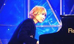 SEKAI NO OWARI - Fujisaki Saori (piano)
