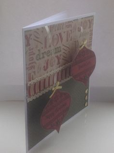 3D Christmas Card - Handmade