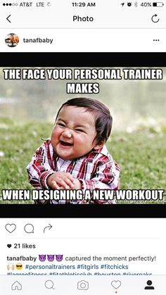 COM PERSONAL TRAINING PHILADELPHIA See More Gym Memes Humor Workout Funny Quotes Fitness