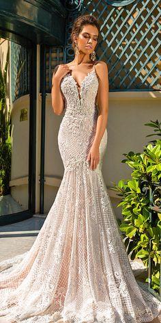 Designer Highlight: Crystal Design Wedding Dresses ❤ See more: http://www.weddingforward.com/crystal-design-wedding-dresses/ #weddings