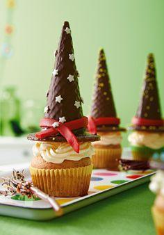 Hexenhut-Muffins