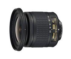 There is always many products on sae upto - Nikon AF-P DX NIKKOR f / VR Lens - Super Shop Best Wide Angle Lens, Wide Angle Photography, Fotografie Hacks, Dslr Nikon, Distancia Focal, Digital Camera Lens, Digital Cameras, Accessoires Photo, Tutorials