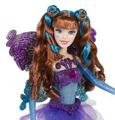 Amazon.com: Barbie Fairytopia - New Glowing Fairy: Jewelia: Toys & Games