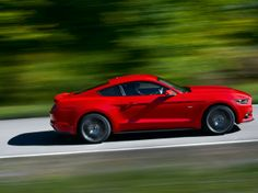 First Look at the 2015 Mustang