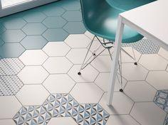Revestimento de pisos/paredes de cerâmica para interiores INES by Officina Italiana