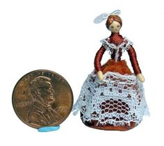 US $16.50 Used in Dolls & Bears, Dollhouse Miniatures, Artist Offerings