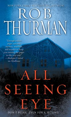 Review: All Seeing Eye by Rob Thurman | rating: 4.5 out of 5 | http://www.cherrymischievous.com/2012/12/review-all-seeing-eye.html