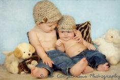 cute crochet hats found @http://www.etsy.com/listing/77597190/little-guy-newsie-cap-crochet-pattern