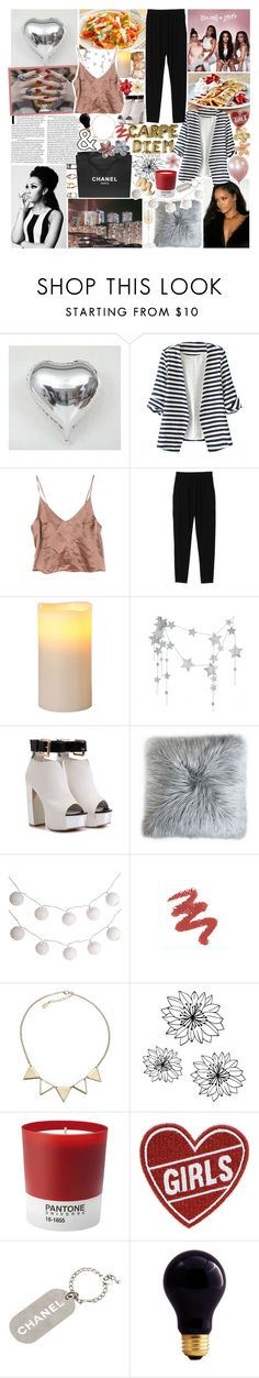 """i know what you're worth; ❤️"" by sadtrashqueen ❤ liked on Polyvore featuring Salsa, WithChic, Monki, Klein & more, C. Wonder, Pier 1 Imports, Mary Kay, Chanel, Accessorize and Again"