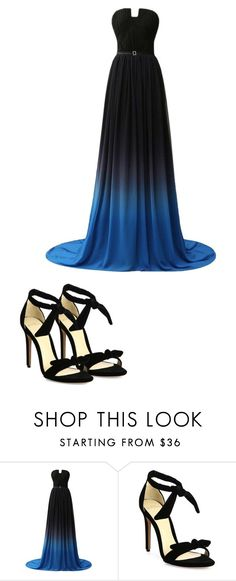 """Untitled #405"" by lindethiel ❤ liked on Polyvore featuring Alexandre Birman"