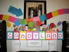 Bring the Candy Land Game to Life When You Host a Candy Land Theme Birthday Party! Birthday Party Themes, 2nd Birthday, Happy Birthday, Board Game Themes, Candy Land Christmas, Candy Land Theme, Candy Decorations, Trunk Or Treat, Candy Party
