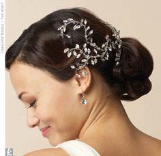 peinado casamento