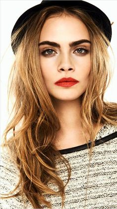 Cara Delevingne ♥ by Mateusz Stankiewicz for Reserved Spring Summer Campaign