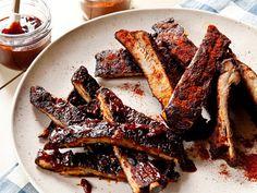 Neelys BBQ Pork Spare Ribs Video : Food Network - FoodNetwork.com