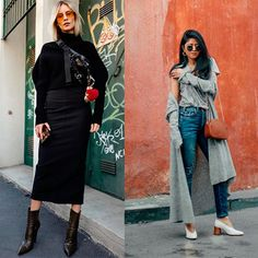 12 непревзойденных образов для элегантных леди – Novuyden.com Office Outfits, Work Outfits, Duster Coat, Jackets, Fashion, Down Jackets, Moda, Fashion Styles, Office Style