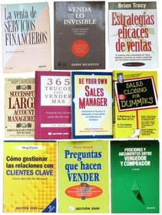 bibliografía sobre ventas