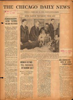 lgrossman radium pics - Google Search