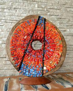 Artemis, Mosaic Art, Stained Glass, Symbols, Mosaic Ideas, Stone, Inspiration, Wood Pieces, Mosaic Crafts