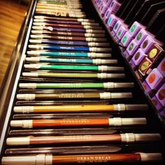 I love urban decay I just can't afford ir