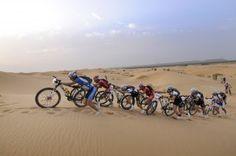 Dificil camino el de las dunas  #MTB #BTT