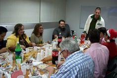 Almuerzo de Navidad
