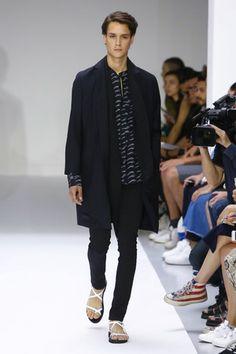 Agnés B Menswear Spring Summer 2016 Paris - NOWFASHION