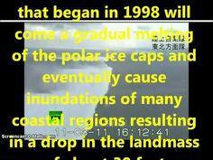 Edgar Cayces Seven Prophecies To Come NibiruPlanet X - Edgar cayce predictions us map