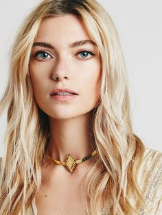 Vanessa Mooney The Fates Choker at Free People Clothing Boutique