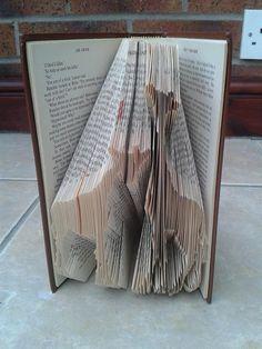 Giraffe Book Folding Pattern 239 folds by CraftyHana on Etsy £2.50