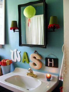 Such A Fun Bathroom By Agnes Kid Bathroom Decordecorating