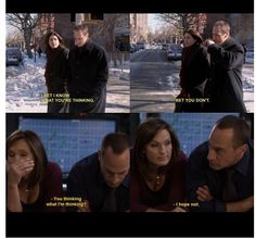 These are funny! Benson and Stabler