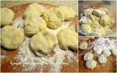 1-fyllo2 Cheese Pies, Greek Cooking, Dessert Recipes, Desserts, Greek Recipes, Yogurt, Food Processor Recipes, Muffin, Food And Drink