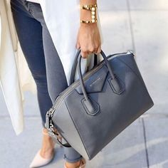 The Givenchy Antigona is the 'It' bag. // Follow @ShopStyle on Instagram to shop this look
