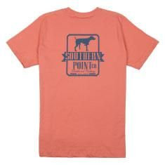 Lobster Signature Logo Tee | Southern Point Co.