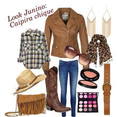 Look Junino- Caipira fashion