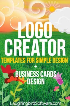 The Logo Creator Software helps you quickly create a logo, business card, & marketing graphics. Grow your brand with stunning design. Business Branding, Business Card Logo, Business Card Design, Corporate Branding, Personal Branding, Logo Branding, Logo Design Software, Graphic Design Templates, Web Design