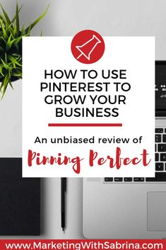 Learn how to properly use Pinterest to grow your online business. Personal review of Pinning Perfect course which showed me how to use Pinterest to grow my online business. #Pinterest #howtousePinterest #onlinebusiness