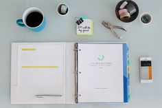 This Big Picture Planner: The Essential Photographer's Planner for Studio and Personal Success #designaglowwishlist