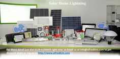 It is important to purchase #Solar #Home #Lighting #system in summer days. Because most of power cuts occur at night and day. so Buy Solar Home Lighting system.